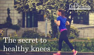 The secret to healthy knees